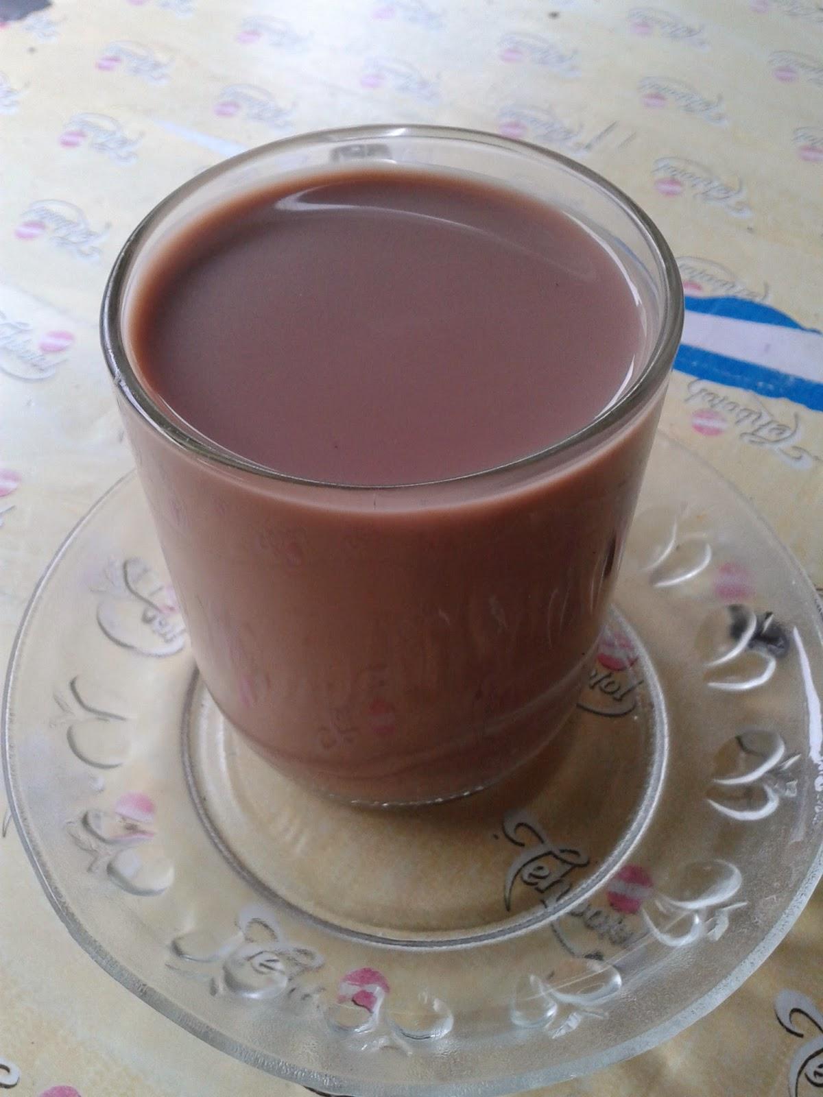 Susu Coklat Panas Surabi Imut