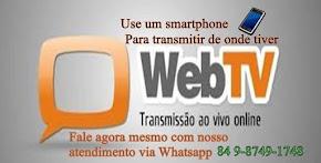 TENHA A SUA WEB TV