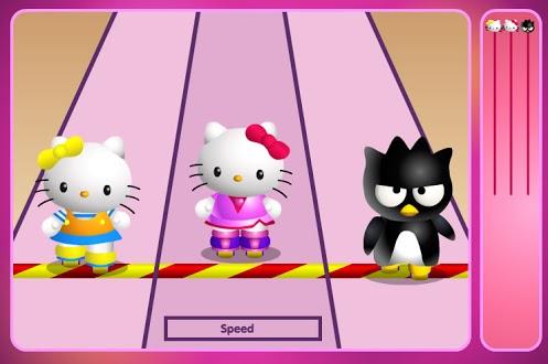 animasi bergerak hello kitty gif bergerak untuk blog dan power point ...
