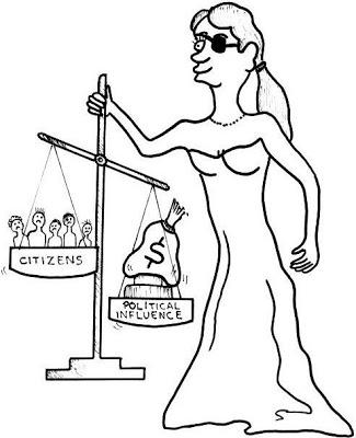 corrupt justice