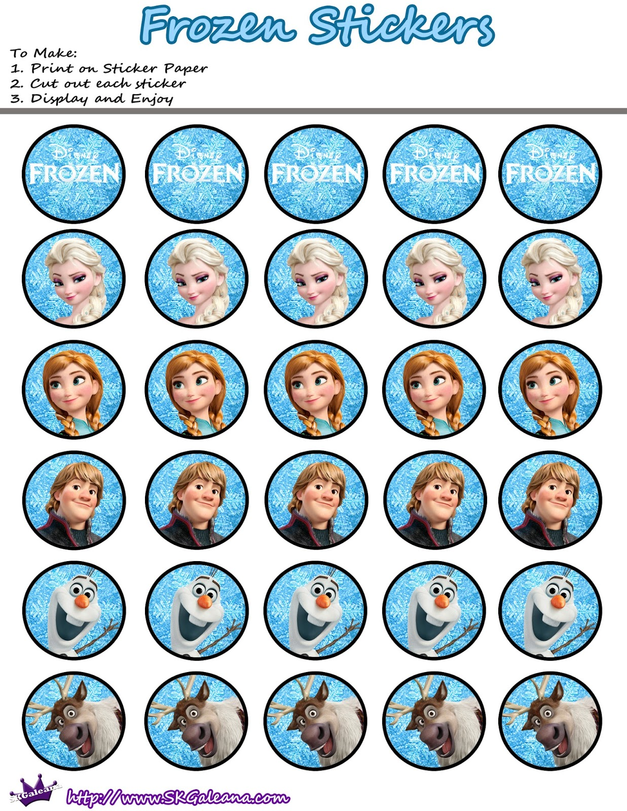 Frozen: Free Printable Candy Bar Labels, and more. | Is it for PARTIES ...