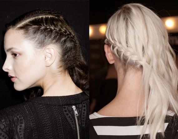 Tendências penteados Verão 2015