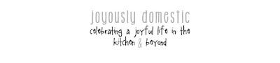 Joyously Domestic