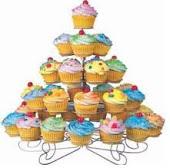 suporte de cupcake disponível para locação
