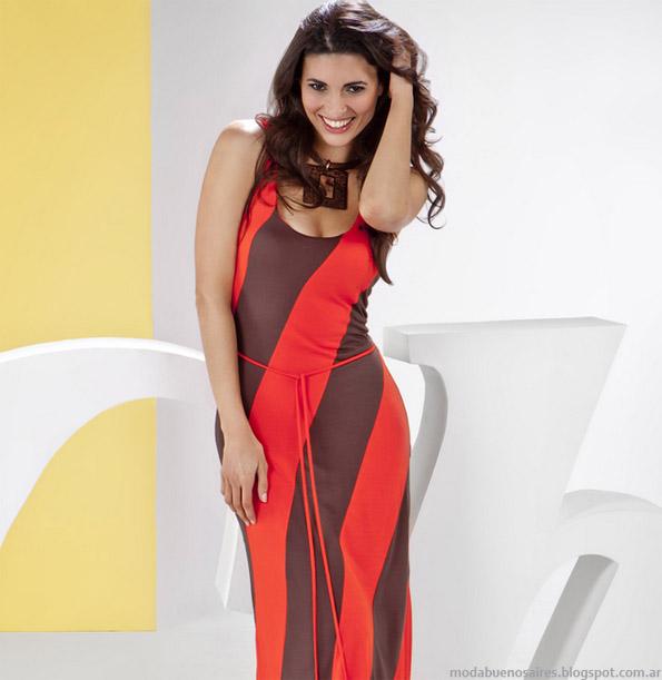 Vestidos verano 2013 Looks Chatelet