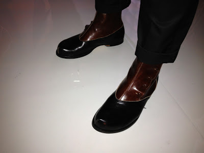 Men's Fashion by Francesco: Spats & Mercedes Fashion Week