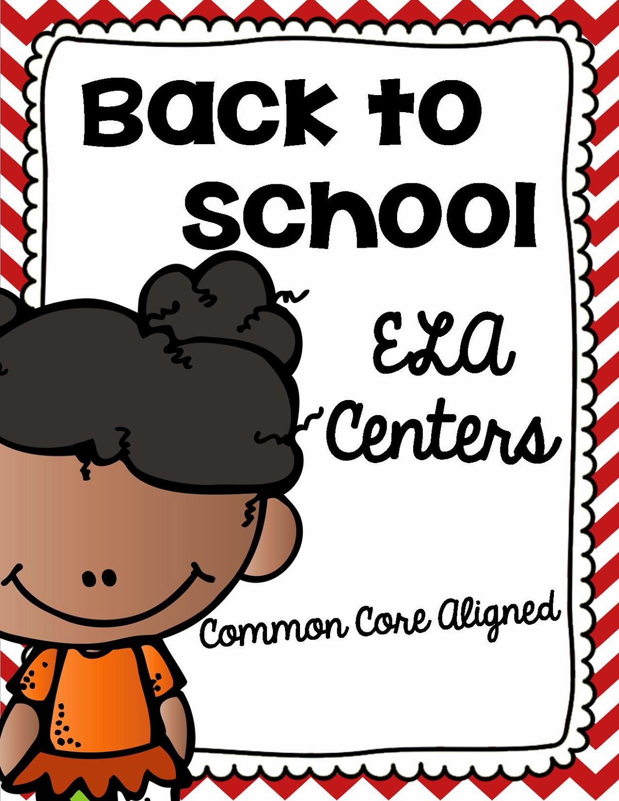 http://www.teacherspayteachers.com/Product/Common-Core-Back-to-School-Literacy-Centers-283071