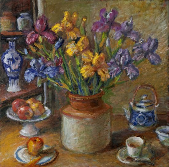 margaret olley and her works of Margaret olley, one of australia's best known artists, has died at her home in  in  canberra she helped fund acquistions of major works of art.