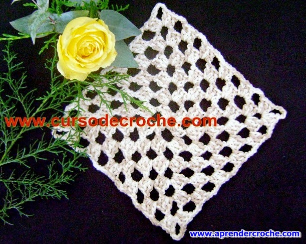 square em croche novel aprender croche edinir-croche blog loja curso pinterest facebook youtube