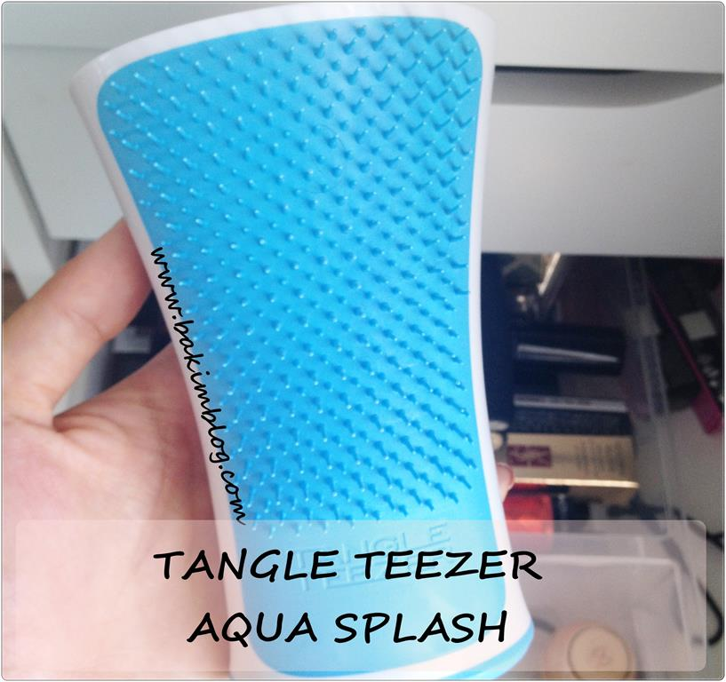 tangle teezer aqua splash review