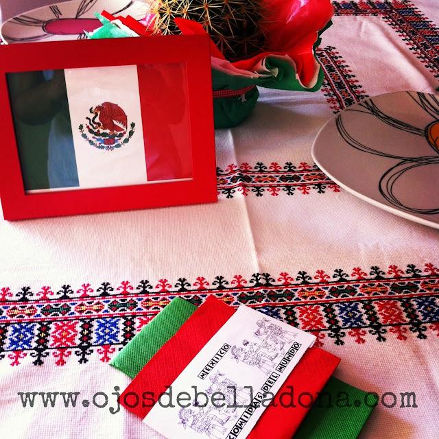 Comidas del Mundo: México