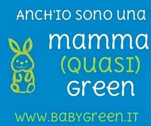 Anch'io sono una mamma (quasi) green