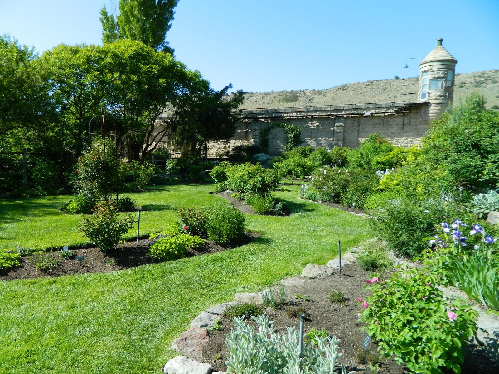 Living In Idaho Idaho Botanical Garden