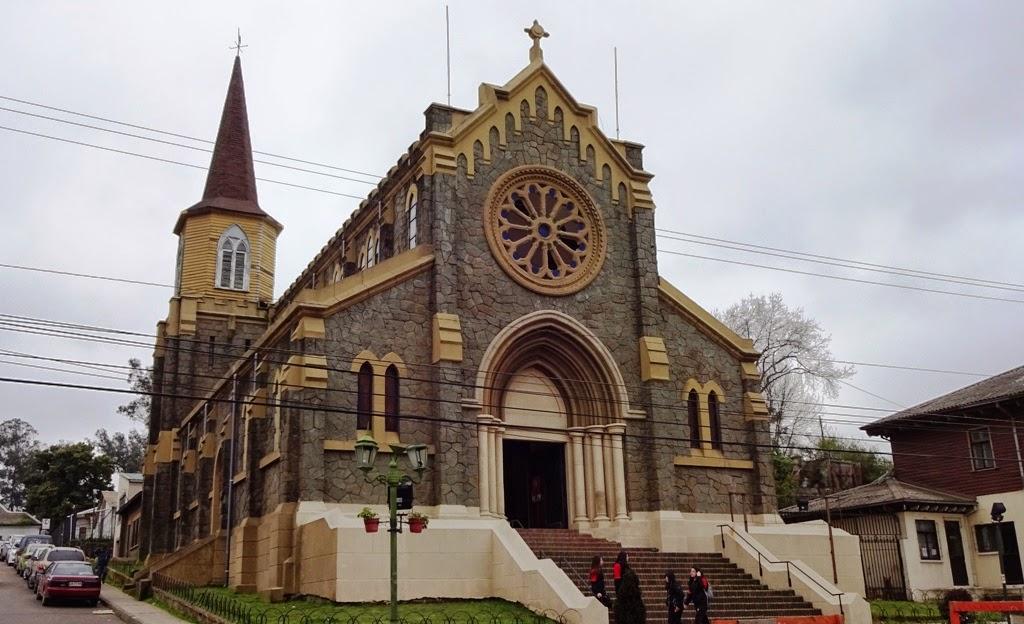 Iglesia San Matías Apóstol