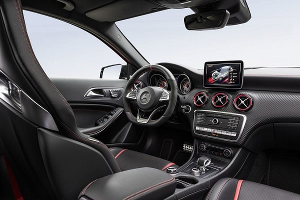 Mercedes Benz A 45 4 Matic AMG