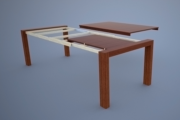 La varlope for Table extensible quebec