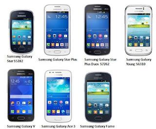 Harga HP Android Murah Samsung