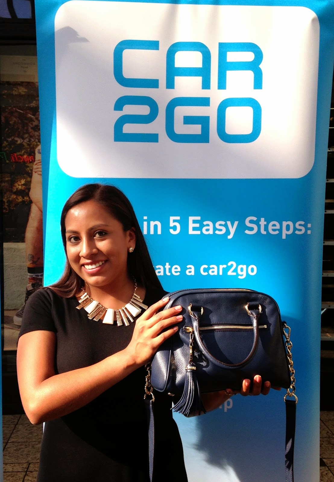 Diana Michael Kors Car2Go - Hello, Handbag