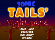 Sonic: Tails Nightmare
