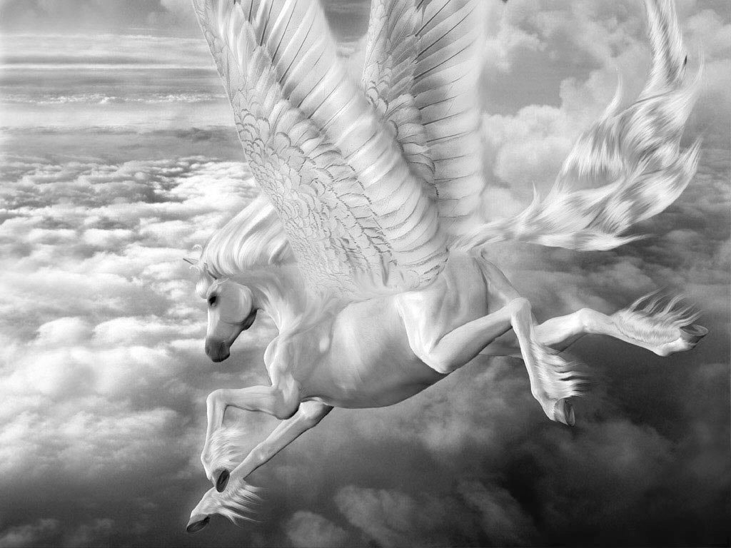Beyond The World Know Your Mythology Creatures Pegasus