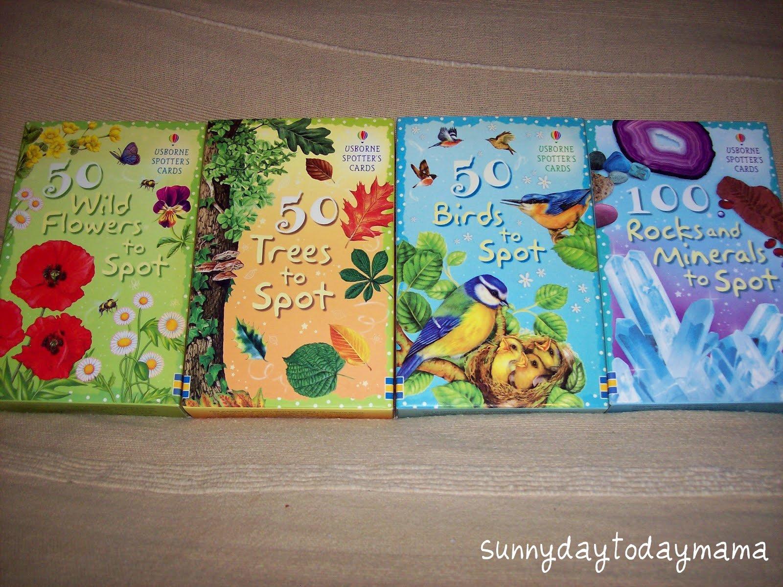 Spot 50 British Nature 5-book Set by Camilla de la Bedoyere 1848108710 The Fast