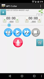 Download MP3 Cutter v3.2 Ad-Free Apk