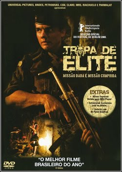 Tropa de Elite – DVDRip AVI + RMVB