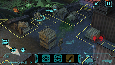 XCOM: Enemy Within Apk Screenshot