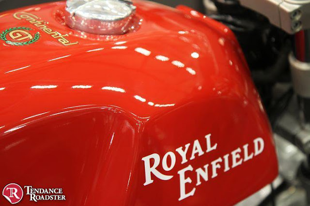Royal Enfield cafe Racer | Royal Enfield Continental GT 535 EFI