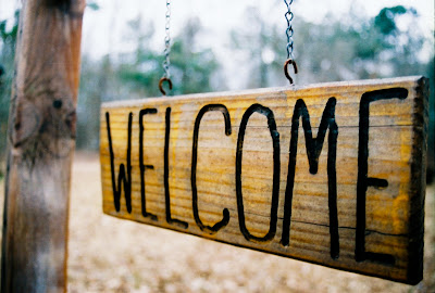 Best ways to welcome visitors on your site
