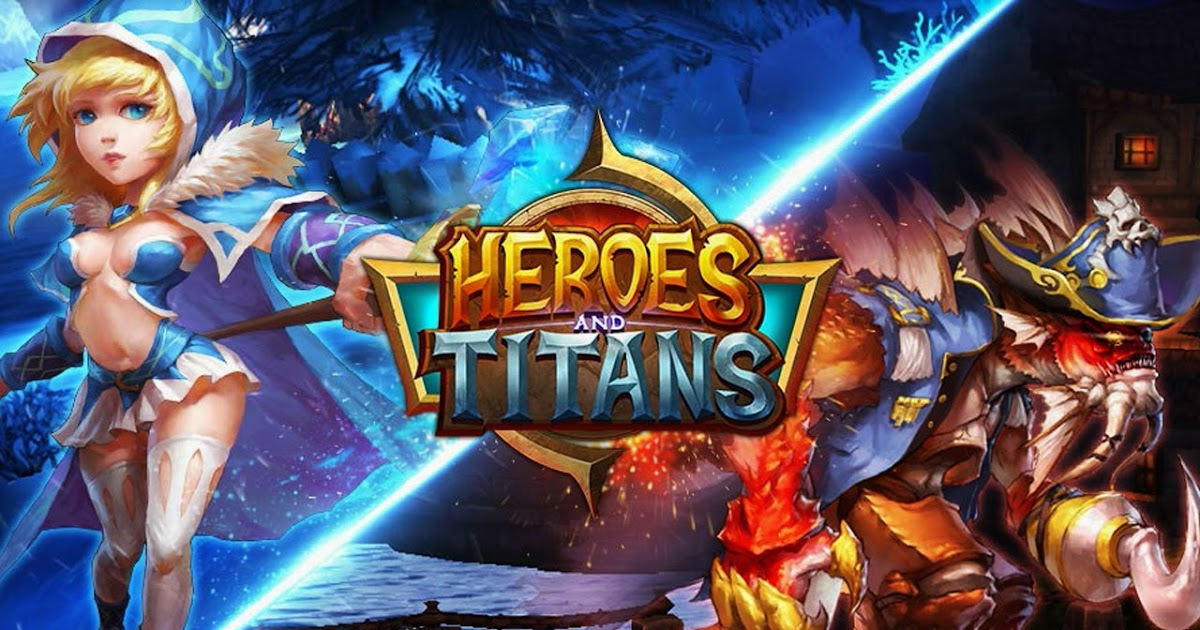 ... Titans: Battle Arena - v1.3.1 Apk + Data Mod [VIP Feature] | Android X