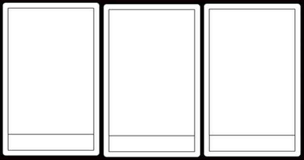 The TOE Of Pataphysics Playing The Pataphysical Machine - Tarot card template