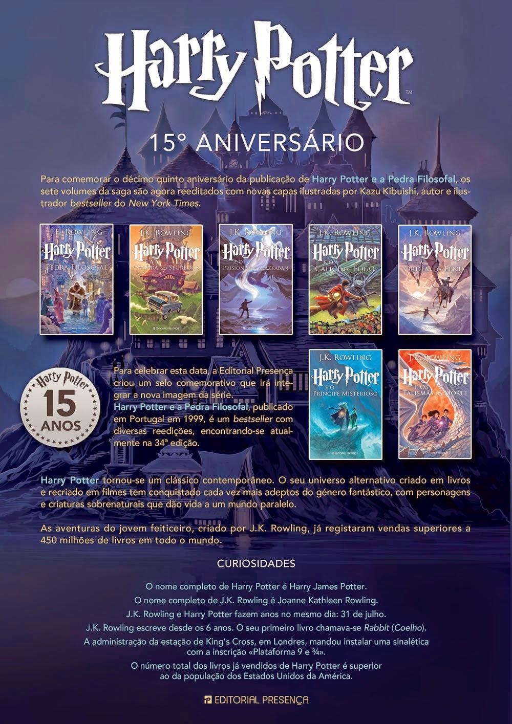 15 Aniversário Harry Potter, Kazu Kibuishi