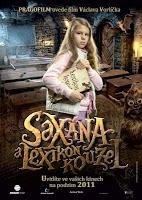 Saxana: La pequena bruja y el libro encantado (2011) online y gratis