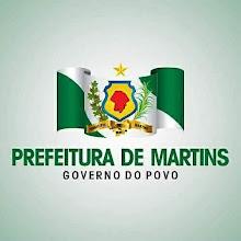 Prefeitura de Martins - Governo do Povo