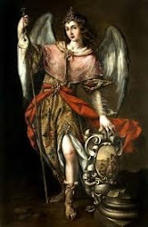 St Raphael, pray for us!