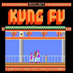 Kung-Fu Master or Spartan (Fun Kids Game)