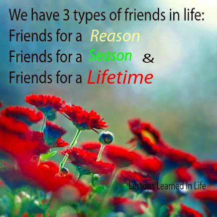 I love my LIFETIME Friends.
