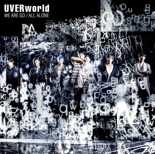 [Single] UVERworld – WE ARE GO/ALL ALONE (2016.07.27/MP3/RAR)