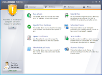 Comodo Antivirus Free - screenshot