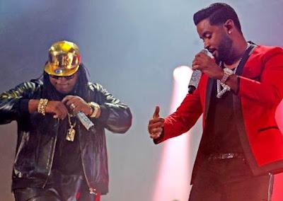 Zion y Lennox en concierto