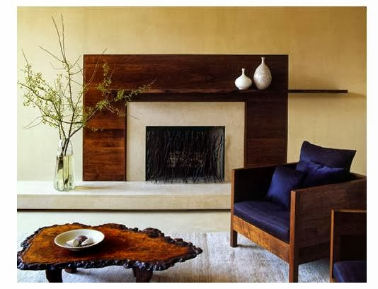 Modern Fireplace Design Interior Home Design