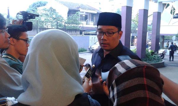Ridwan Kamil Belum Putuskan Nasib PLTSa