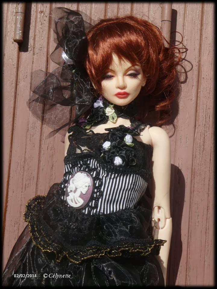 Dolls d'Artistes & others: Calie, Bonbon rose - Page 6 Diapositive9