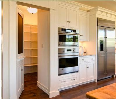 Cocinas integrales cocinas integrales modernas modelos for Muebles de cocina despensa