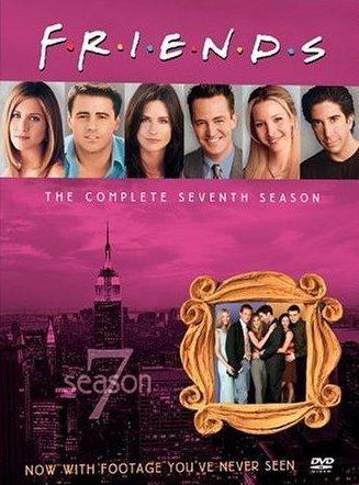 Baixar Friends 7ª Temporada Download Grátis