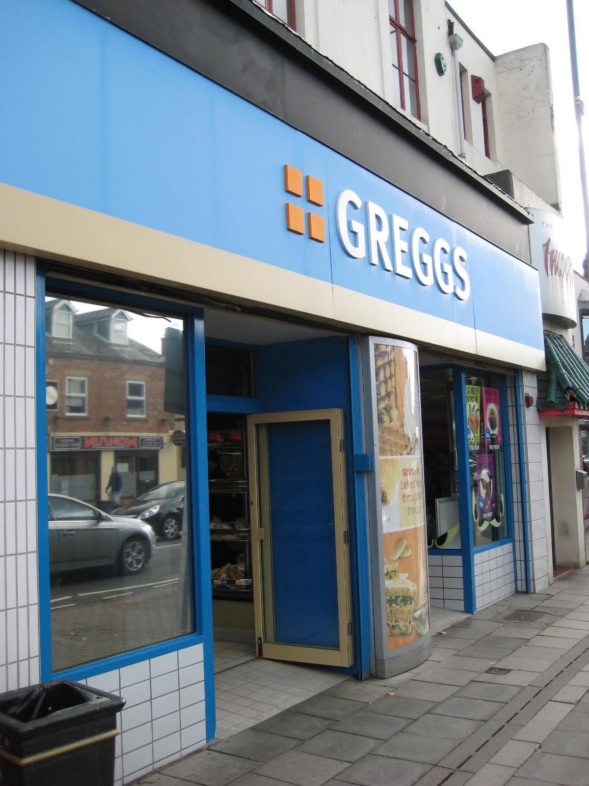 GourmetGorro: Guilty Pleasures No6 - Greggs the Bakery