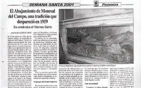 EL ABAJAMIENTO DE MONREAL