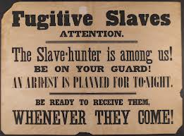 fugitive slave act 1850 essay