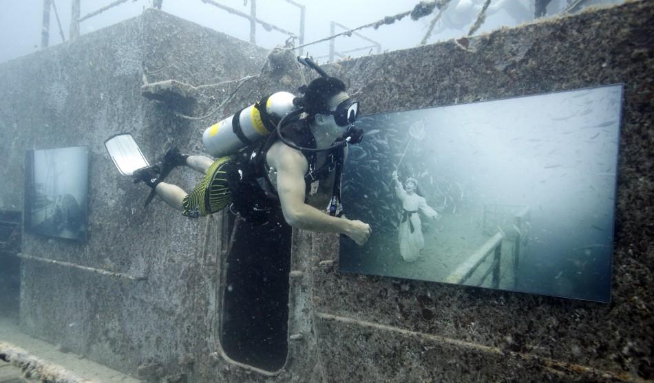 Galeri seni dalam air
